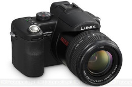 Panasonic Lumix DMC-FZ50 - 10 Mp i inteligentna kontrola ISO