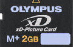 Olympus xD-Picture Card Typ M+