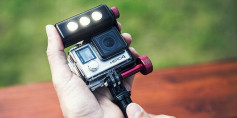 Manfrotto Off road ThrilLED - kompaktowa lampa do kamer GoPro
