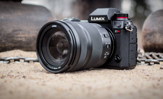 Panasonic Lumix S1R - test aparatu