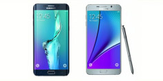 Samsung Galaxy S6 Edge+ i Galaxy Note 5