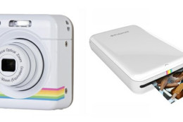Polaroid iZone i Polaroid Zip Mobile Printer