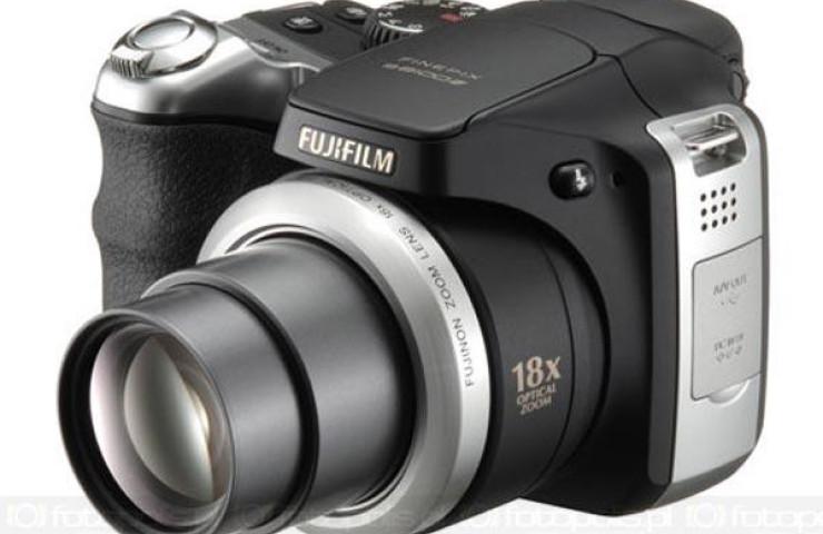Fujifilm finepix s1000fd firmware for Finepix s8100fd prix