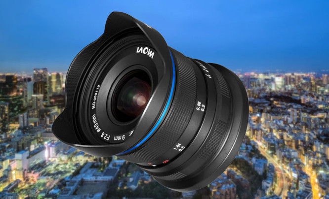 Venus Optics Laowa 9 mm f/2.8 ZERO-D - znamy cenę