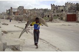 fot. Omar Feisal, Somalia, for Reuters