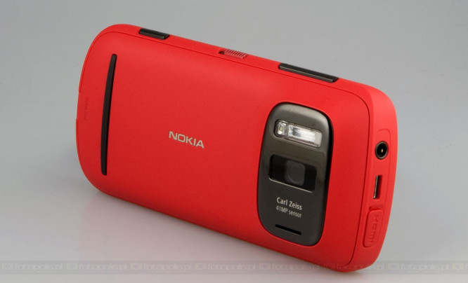Nokia 808 PureView - test