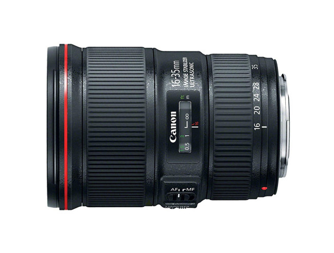 Canon 16-35 mm f/4L IS USM