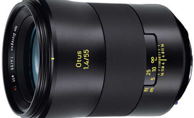 Zeiss Otus 85 mm f/1,4