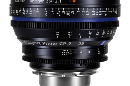Carl Zeiss 25mm T2.1 i 28-80 mm T2.9