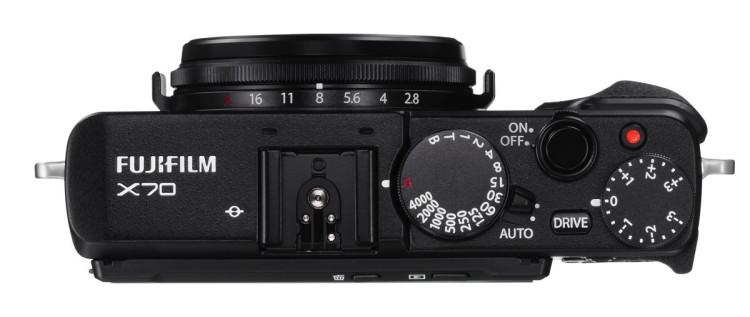 Fujifilm X70 2