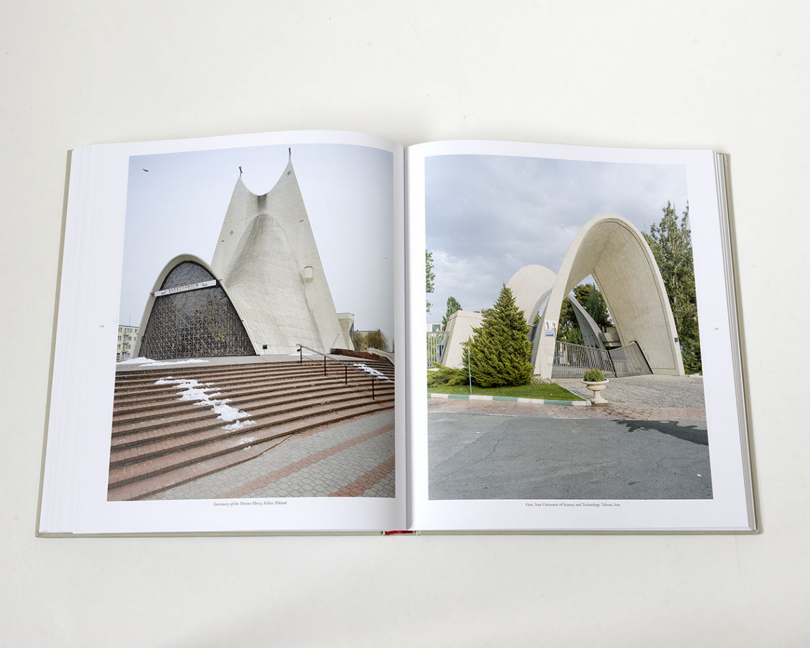 "Nicolasa Grospierre ""MODERN FORMS. A Subjective Atlas of 20th Century Architecture"""