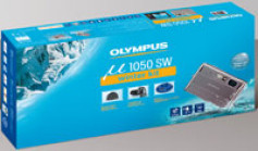 Olympus mju 1050SW Winter Kit