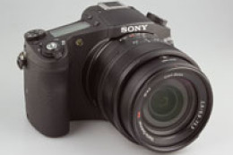 Sony Cyber-shot RX10 - test