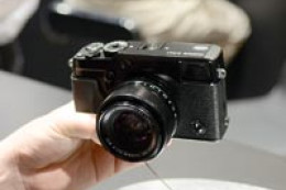 Fujifilm X-Pro1 - hands on