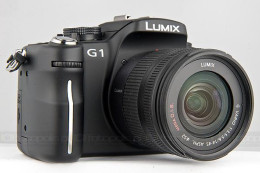 Panasonic Lumix G1 - test