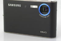 Samsung NV3 - test