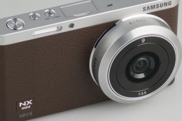 Samsung NX mini - test