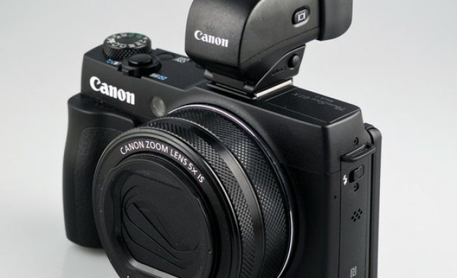 Canon PowerShot G1 X Mark II - test