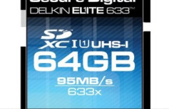 Delkin Elite x633 SDXC 64GB