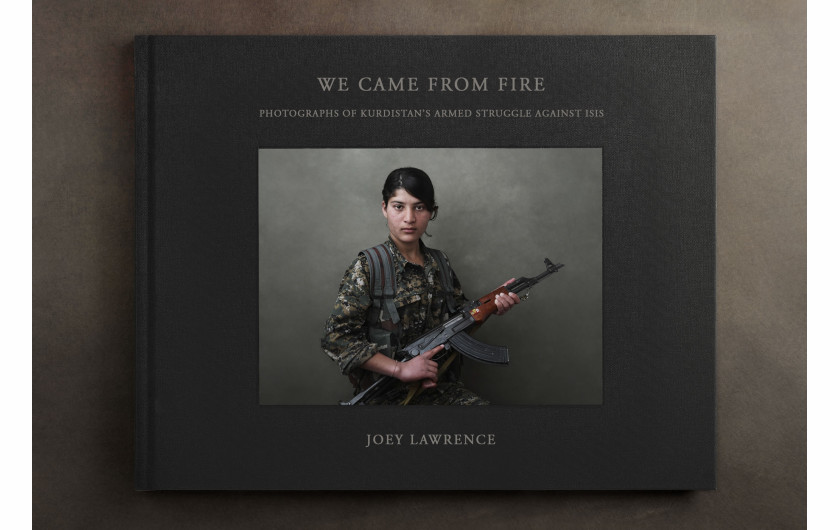 Joey L., We Came From Fire: Kurdistan's Armed Struggle Against ISIS, Book Photographer of the Year, Professional