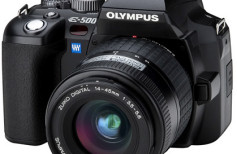 Olympus E-500 - firmware 1.1