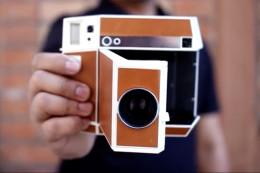 Rezivot - fotografuj średnim formatem na wkładach Instax