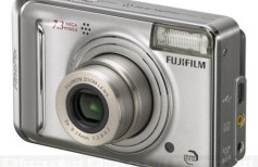 Fujifilm FinePix A700 - amatorskie 7 Mp