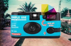 Lomography Simple Use - jednorazowy aparat na nowo