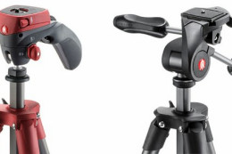 Manfrotto Compact - nowe statywy i monopody