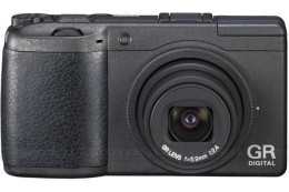Ricoh GR Digital II - firmware 2.0