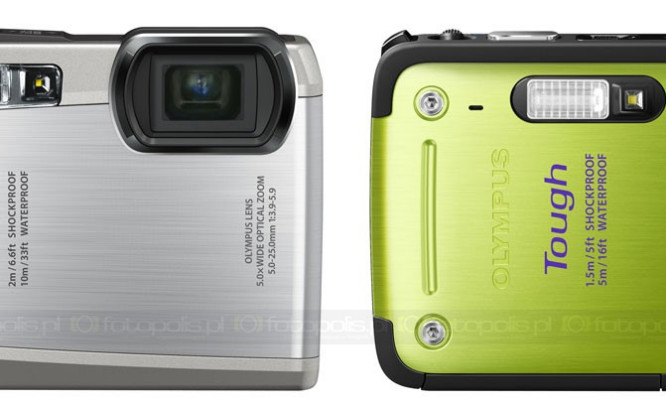 Olympus Tough TG-620 i TG-820