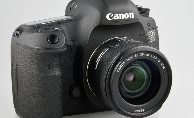 Canon EF 28mm f/2.8 IS USM - test