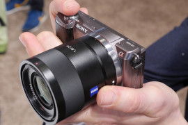 Sony A5100 - hands-on