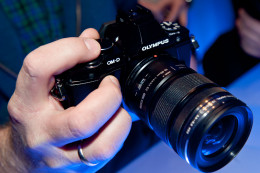 Olympus OM-D E-M5 - hands-on