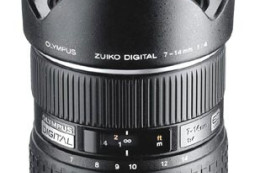 Zuiko Digital ED 7-14 mm f/4 - tuż, tuż...