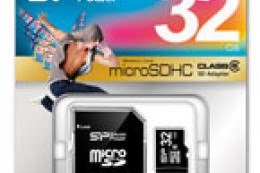 Silicon Power microSDHC 32 GB