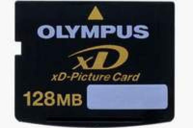 xD-Picture Card od Olympusa!