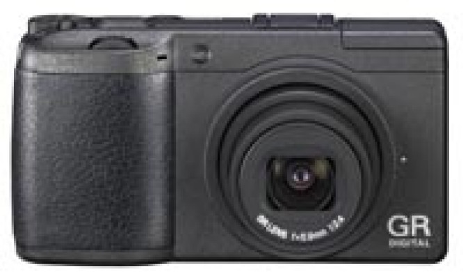 Ricoh GR Digital II - firmware 2.01