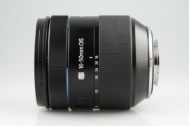 Samsung 16-50 mm f/2-2,8 S ED OIS - test