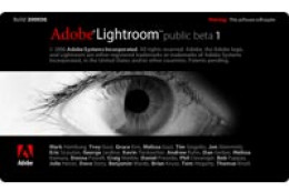 Adobe Lightroom - wersja beta