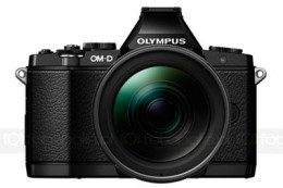Olympus OM-D E-M5 PRO Lens Kit Elite Black