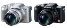 Panasonic Lumix DMC-FZ4 i Lumix DMC-FZ5