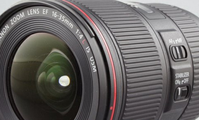 Canon 16-35 mm f/4L IS USM - test