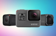 GoPro Hero5 Black i Hero5 Session - sportowe do potęgi