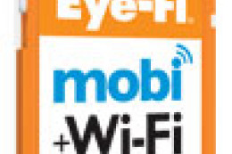 Eye-Fi Mobi - transfer na smartfony i tablety