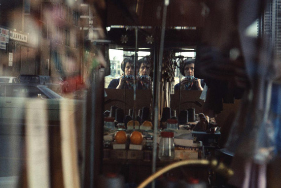 """Vivian Maier: The Color Work"