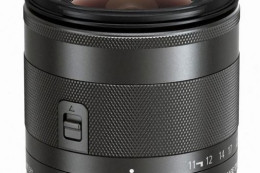 Canon EF-M 11-22 mm f/4-5,6 IS STM