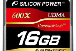 Silicon Power Compact Flash 600x