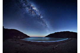 "fot. Mark Gee, ""Cable Bay"" / Insight Investment Astronomy Photographer of the Year 2018"