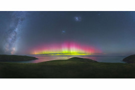 "fot. Paul Wilson, ""Empyreal"" / Insight Investment Astronomy Photographer of the Year 2018"